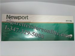 Cheap Duty-free Newport 100s Discount Online 30 Cartons